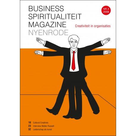 E-book: BSMN Creativiteit in organisaties / 04 2008