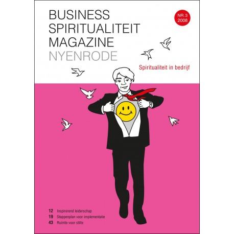 E-book: BSMN Spiritualiteit in bedrijf / 03 2008