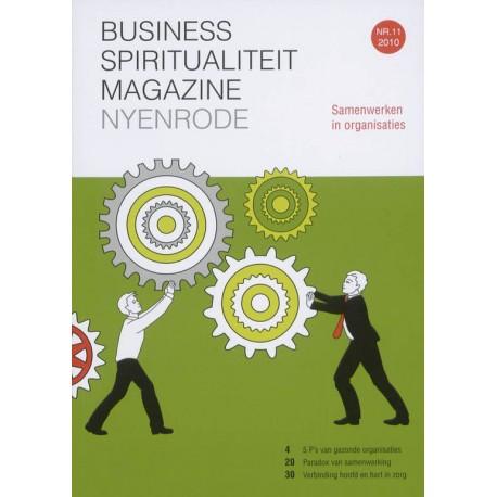 BSMN Business Spiritualiteit Magazine Nyenrode / 11 2010